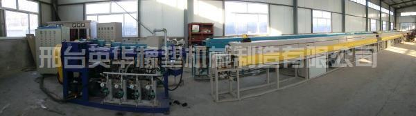 橡胶挤出硫化生产线